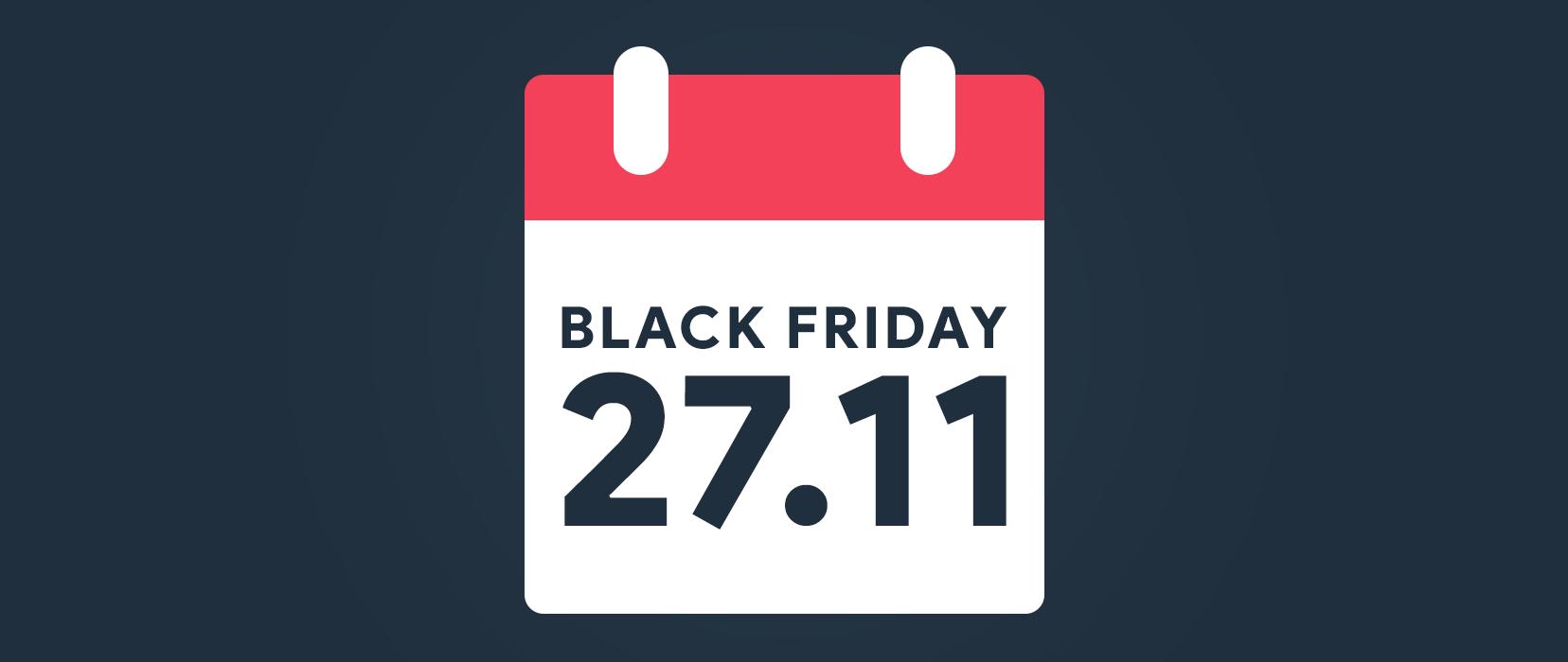 Black Friday on 2020