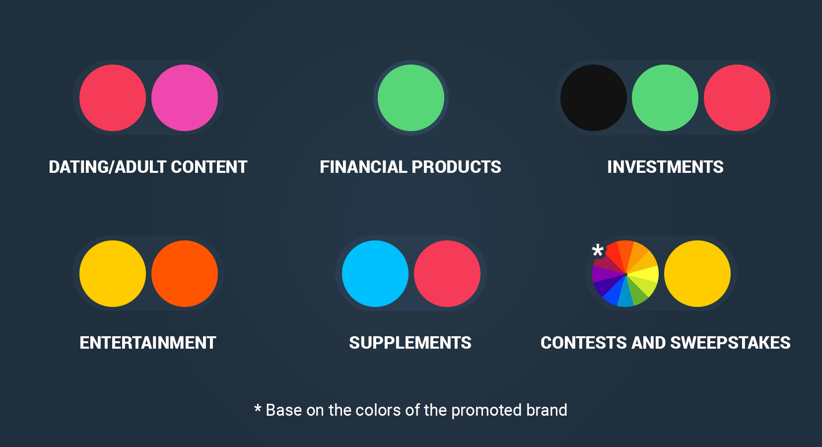 The psychology of color in affiliate marketing