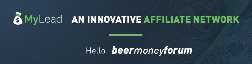 Get Mylead On New We To Beermoneyforum Affiliate Online It Marketing global Official Other Level Standard Money Help Of Make - A Each com
