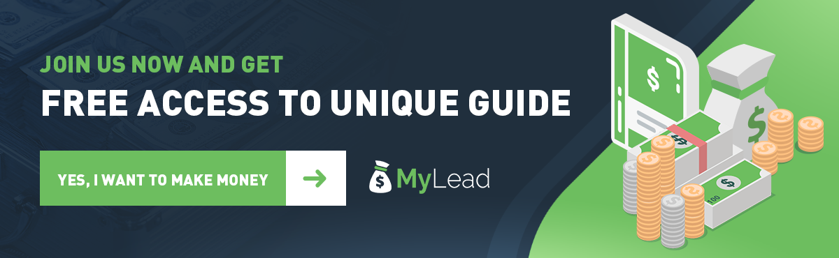 MyLead, a global affiliate network. WE GIVE BONDS THAT YOU WILL GAIN MORE
